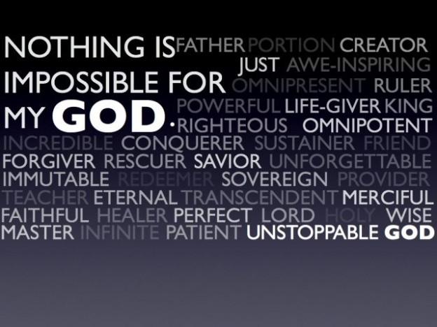 Miraculous God